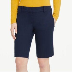 "Ann Taylor 10"" Shorts size 6"